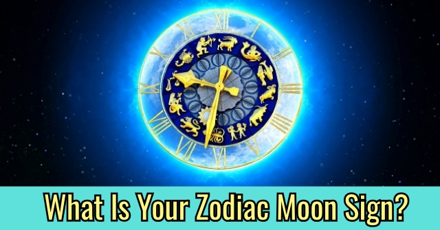 What Is Your Zodiac Moon Sign?