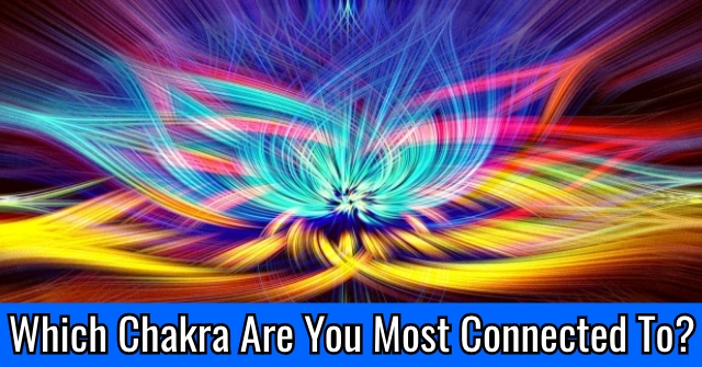 Which Chakra Are You Most Connected To?