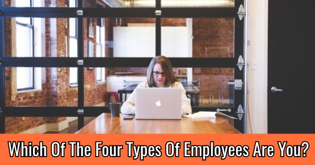 Which Of The Four Types Of Employees Are You?