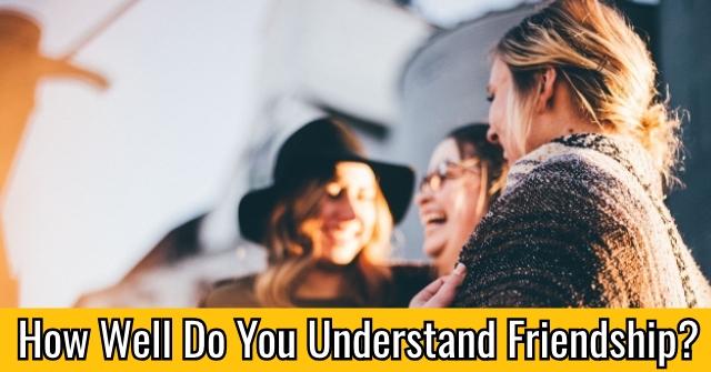 How Well Do You Understand Friendship?