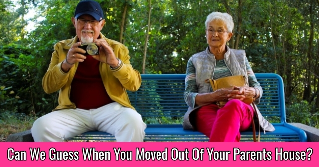 What Were Your Parents Like When You Were Growing Up? | QuizLady