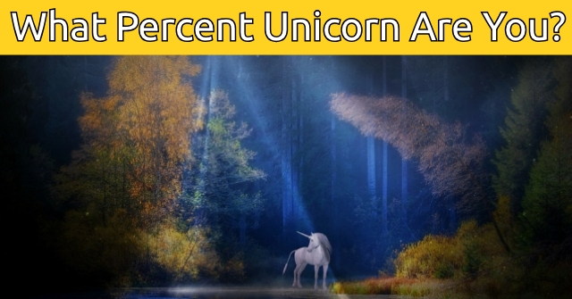 What Percent Unicorn Are You?