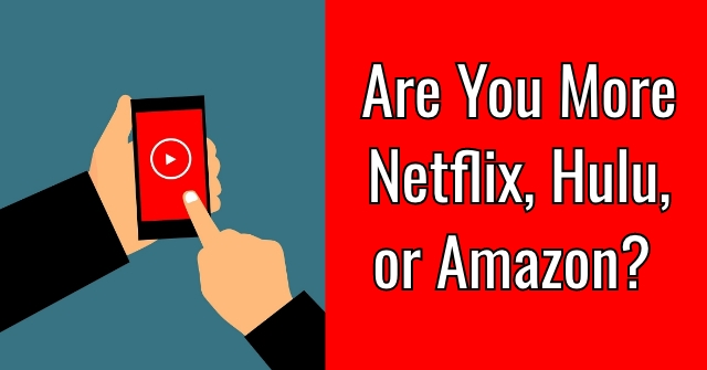 Are You More Netflix, Hulu, or Amazon?