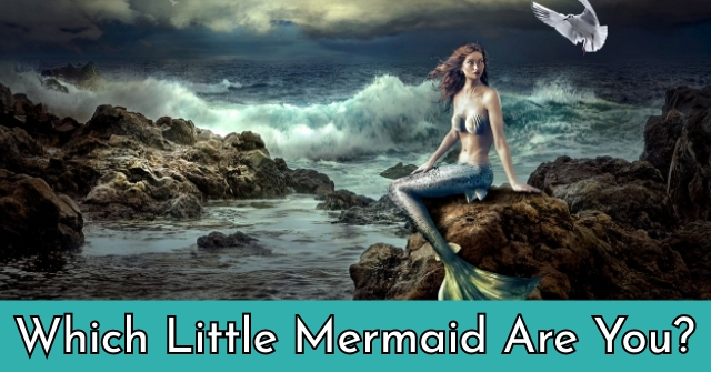 Which Little Mermaid Are You?