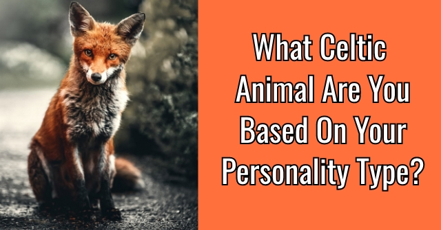What Celtic Animal Are You Based On Your Personality Type Quizlady