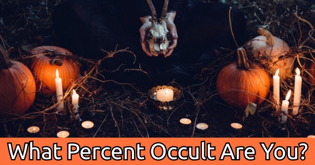 What Percent Occult Are You?